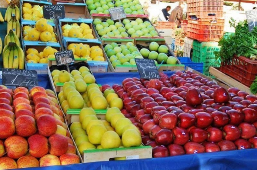 Λειτουργία Λαϊκών Αγορών Δήμου Τρίπολης (5/1/2021)