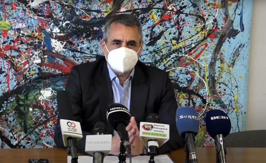 """Υπέβαλε τις προτάσεις του ο Δήμος Τρίπολης στο πρόγραμμα """"Αντώνης Τρίτσης"""""""