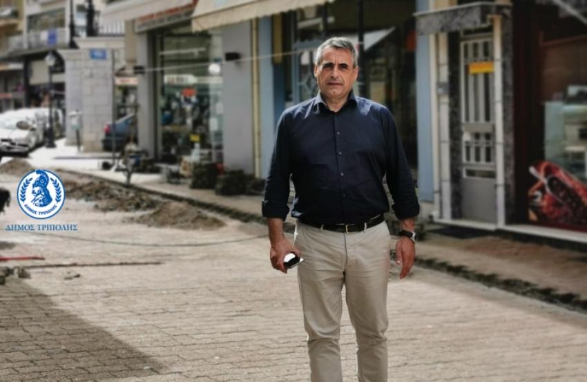 Υπογράφτηκε η σύμβαση για το Open Mall της Τρίπολης - Κώστας Τζιούμης: «Ενοποιούμε όλο το ιστορικό κέντρο»