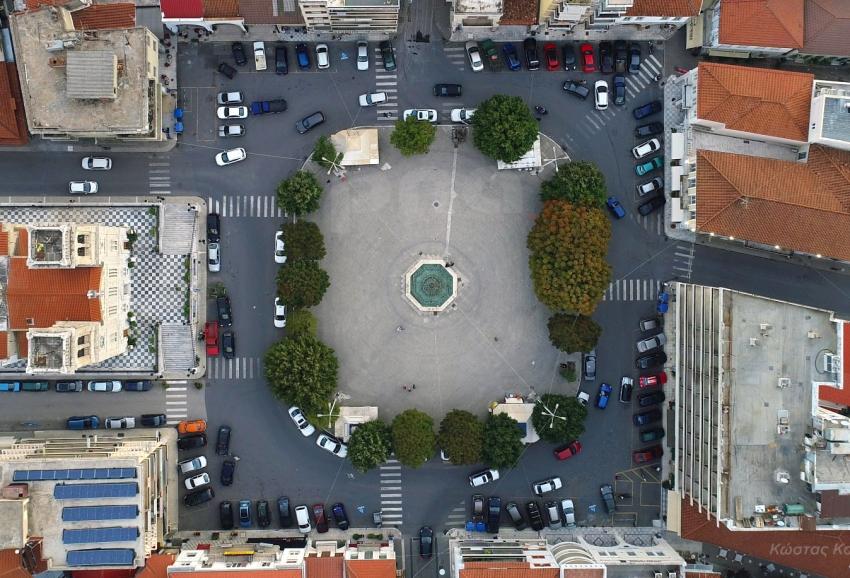Κανονισμός Λειτουργίας Συστήματος Ελεγχόμενης Στάθμευσης του Κέντρου της Τρίπολης
