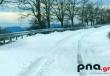 Εγκλωβίστηκε στα χιόνια λεωφορείο με 10 επιβάτες στην B. Κυνουρία