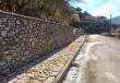 Ολοκληρώνεται το πεζοδρόμιο στην είσοδο της Κανδήλας