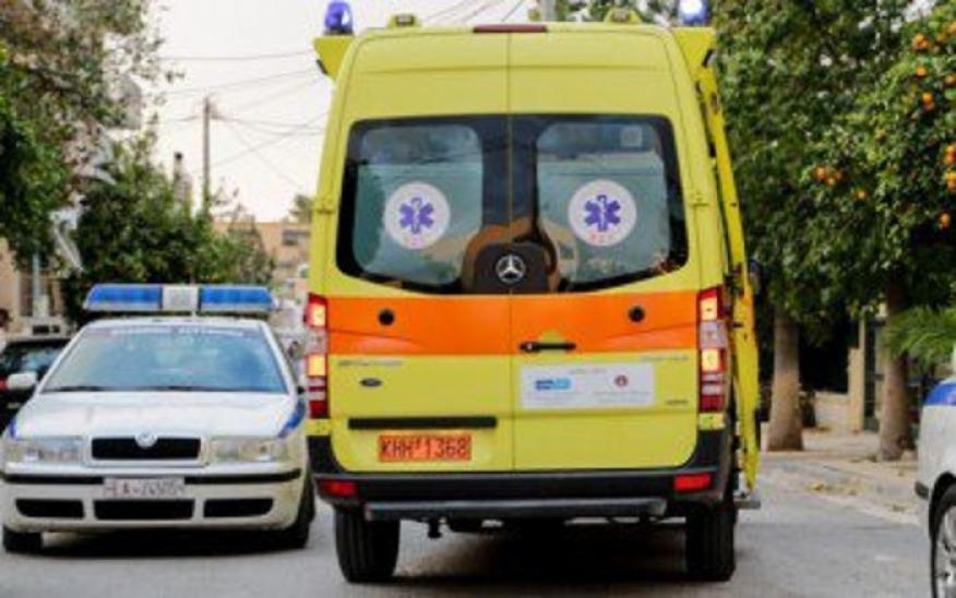 Γορτυνία: Αυτοκίνητο έπεσε σε κολώνα της ΔΕΗ - Ένας τραυματίας