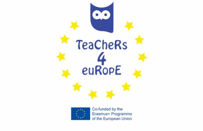 """Εκπαιδευτικοί μαθητές και μαθήτριες της Αρκαδίας συμμετέχουν στο Ευρωπαϊκό Πρόγραμμα Erasmus+ ΚΑ3 """"Teachers4Europe: setting an Agora for Democratic Culture"""""""