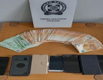Τρίπολη: Εξαρθρώθηκε εγκληματική οργάνωση - Αρχηγός ήταν φυλακισμένος